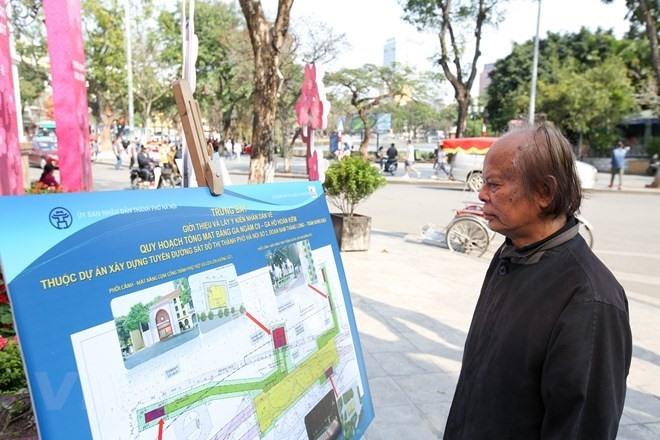 Majority want metro station near Hoan Kiem Lake,social news, vietnamnet bridge, english news, Vietnam news, news Vietnam, vietnamnet news, Vietnam net news, Vietnam latest news, vn news, Vietnam breaking news