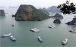 Ha Long Bay's water under threats