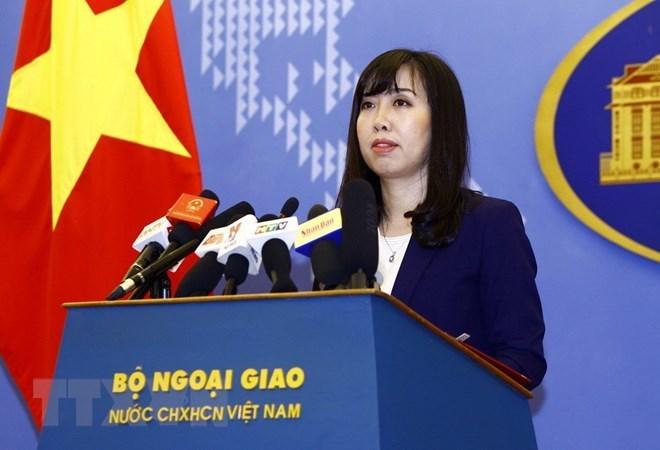 Vietnam resolutely rejects China's fishing regulations, Government news, Vietnam breaking news, politic news, vietnamnet bridge, english news, Vietnam news, news Vietnam, vietnamnet news, Vietnam net news, Vietnam latest news, vn news