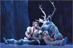Thrills and chills at Broadway's Frozen musical