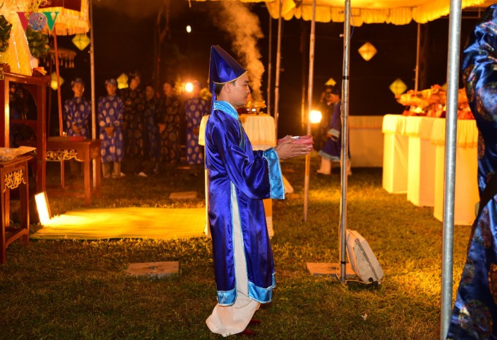 Royal ritual prays for bumper crops, prosperity, dan xa tac, entertainment events, entertainment news, entertainment activities, what's on, Vietnam culture, Vietnam tradition, vn news, Vietnam beauty, news Vietnam, Vietnam news, Vietnam net news, vietnamn