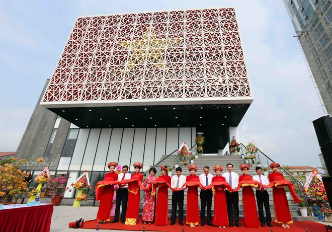 Hoang Sa-themed exhibition centre opens in Da Nang city, entertainment events, entertainment news, entertainment activities, what's on, Vietnam culture, Vietnam tradition, vn news, Vietnam beauty, news Vietnam, Vietnam news, Vietnam net news, vietnamnet n