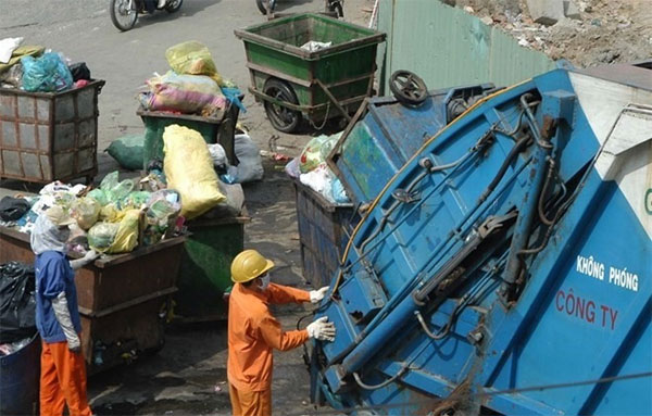 HCM City, rubbish, treating waste, bidding, Vietnam economy, Vietnamnet bridge, English news about Vietnam, Vietnam news, news about Vietnam, English news, Vietnamnet news, latest news on Vietnam, Vietnam