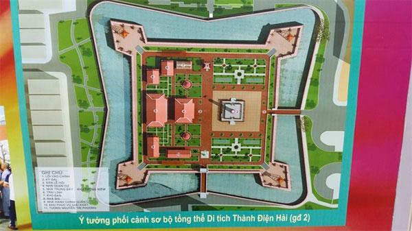 Dien Hai Citadel, National Special Relic, Vietnam economy, Vietnamnet bridge, English news about Vietnam, Vietnam news, news about Vietnam, English news, Vietnamnet news, latest news on Vietnam, Vietnam