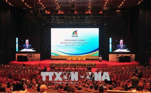 First-ever GMS Business Summit opens in Hanoi, vietnam economy, business news, vn news, vietnamnet bridge, english news, Vietnam news, news Vietnam, vietnamnet news, vn news, Vietnam net news, Vietnam latest news, Vietnam breaking news