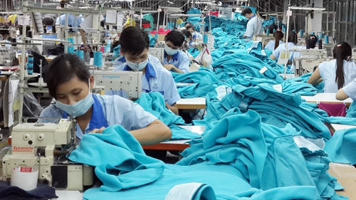 Hanoi's exports surge 16.9 percent in first quarter, Statistics office says CPI grows slightly in Q1, VIB in talks with foreign investors for treasury shares sale, Improving values of Vietnamese textile and garment brands