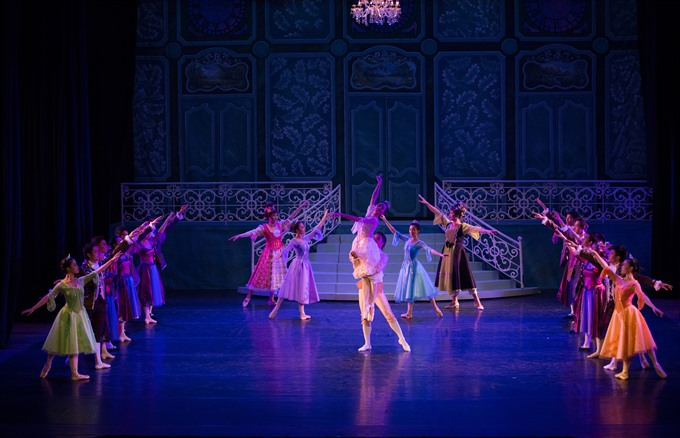 Cinderella ballet returns to Opera House, entertainment events, entertainment news, entertainment activities, what's on, Vietnam culture, Vietnam tradition, vn news, Vietnam beauty, news Vietnam, Vietnam news, Vietnam net news, vietnamnet news, vietnamnet