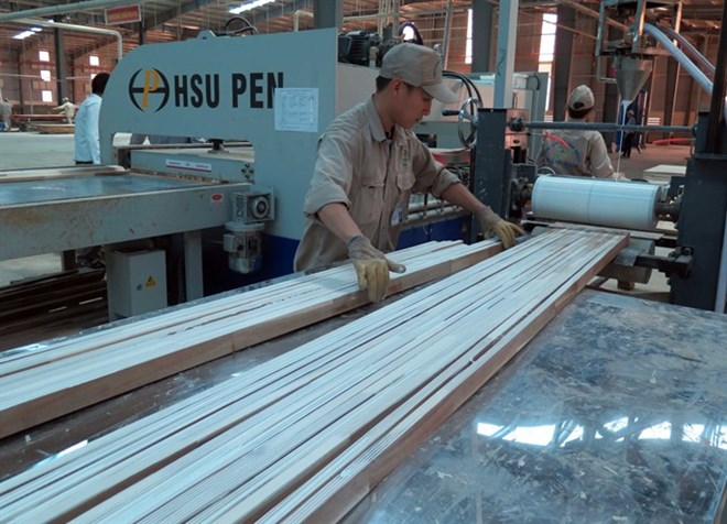 Vietnam's wood industry faces difficulties in raw materials, vietnam economy, business news, vn news, vietnamnet bridge, english news, Vietnam news, news Vietnam, vietnamnet news, vn news, Vietnam net news, Vietnam latest news, Vietnam breaking news