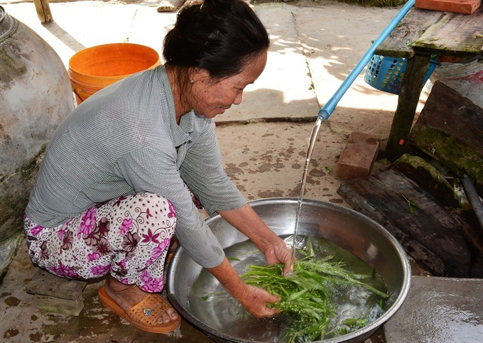 Natural disaster-hit community expected to be evacuated in 2025, Bình Định fishermen to win damages, 10% of Cà Mau homes to lack clean water in dry season, Đồng Nai forges ahead in rural healthcare