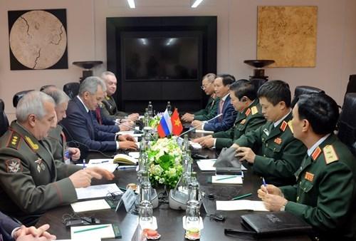 Vietnam, Russia sign military cooperation roadmap for 2018-2020, Government news, Vietnam breaking news, politic news, vietnamnet bridge, english news, Vietnam news, news Vietnam, vietnamnet news, Vietnam net news, Vietnam latest news, vn news