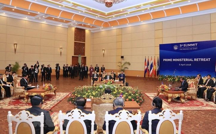 Prime Minister attends MRC Prime Ministerial Retreat, Government news, Vietnam breaking news, politic news, vietnamnet bridge, english news, Vietnam news, news Vietnam, vietnamnet news, Vietnam net news, Vietnam latest news, vn news