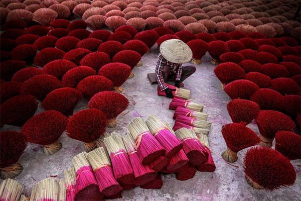 International contest, Vietnamese photographer, win, Vietnam economy, Vietnamnet bridge, English news about Vietnam, Vietnam news, news about Vietnam, English news, Vietnamnet news, latest news on Vietnam, Vietnam