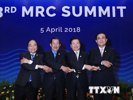 PM's summit attendance affirms VN's commitment to MRC cooperation, Government news, Vietnam breaking news, politic news, vietnamnet bridge, english news, Vietnam news, news Vietnam, vietnamnet news, Vietnam net news, Vietnam latest news, vn news