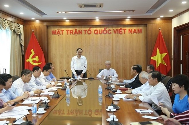 NA Vice Chairwoman receives former IPU Secretary General, Vietnamese defence minister stresses importance of MCIS, Vietnam, Laos seek to enhance religious cooperation, Vietnam, Laos seek to enhance religious cooperation