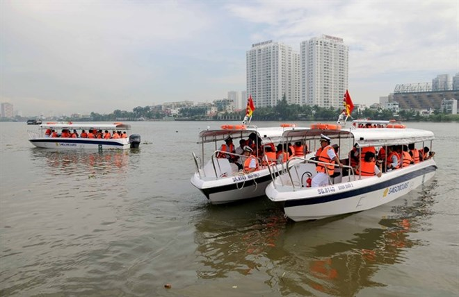 HCM City to improve waterway transit management, social news, vietnamnet bridge, english news, Vietnam news, news Vietnam, vietnamnet news, Vietnam net news, Vietnam latest news, vn news, Vietnam breaking news