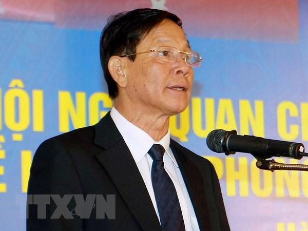 Ex-chief of Police General Department Phan Van Vinh arrested, social news, vietnamnet bridge, english news, Vietnam news, news Vietnam, vietnamnet news, Vietnam net news, Vietnam latest news, vn news, Vietnam breaking news
