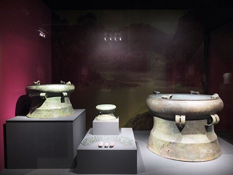 Exhibition of Vietnamese archaeological treasures to run in Hanoi, entertainment events, entertainment news, entertainment activities, what's on, Vietnam culture, Vietnam tradition, vn news, Vietnam beauty, news Vietnam, Vietnam news, Vietnam net news, vi