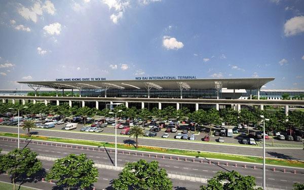 Noi Bai Airport, expansion, Vietnam economy, Vietnamnet bridge, English news about Vietnam, Vietnam news, news about Vietnam, English news, Vietnamnet news, latest news on Vietnam, Vietnam