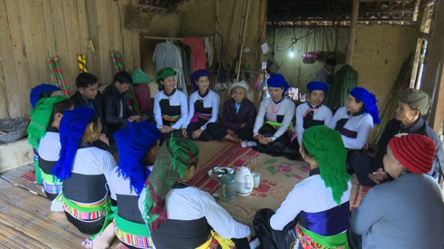 Muong people in Phu Tho preserve cultural identity, entertainment events, entertainment news, entertainment activities, what's on, Vietnam culture, Vietnam tradition, vn news, Vietnam beauty, news Vietnam, Vietnam news, Vietnam net news, vietnamnet news,