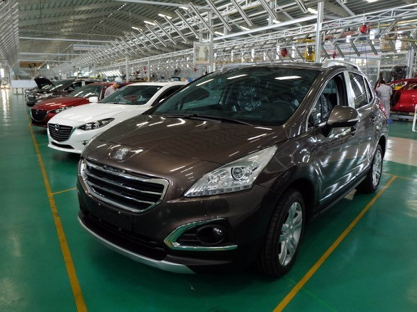 Automobile sales surge 70 percent in March, Ba Ria - Vung Tau supports new startups