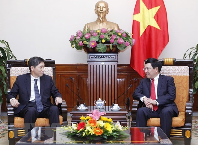 Vietnam values strategic cooperative partnership with RoK, Vietnam willing to further medical cooperation with Denmark: PM, Ambassador backs entrepreneurship of Vietnamese youths in US