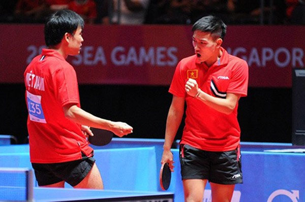 National Table Tennis Championship, sponsorship, Vietnam economy, Vietnamnet bridge, English news about Vietnam, Vietnam news, news about Vietnam, English news, Vietnamnet news, latest news on Vietnam, Vietnam