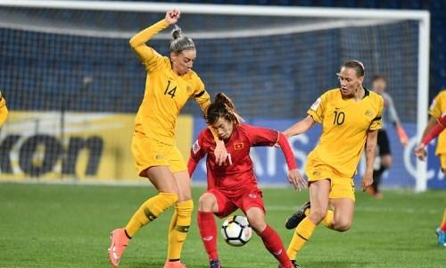 AFC Women's Asian Cup: Vietnam suffers 0-8 defeat to Australia, Sports news, football, Vietnam sports, vietnamnet bridge, english news, Vietnam news, news Vietnam, vietnamnet news, Vietnam net news, Vietnam latest news, vn news, Vietnam breaking news