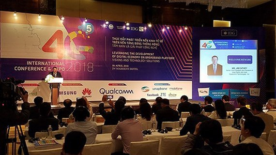 Vietnam suggested being well-prepared for promising 5G technology, IT news, sci-tech news, vietnamnet bridge, english news, Vietnam news, news Vietnam, vietnamnet news, Vietnam net news, Vietnam latest news, Vietnam breaking news, vn news