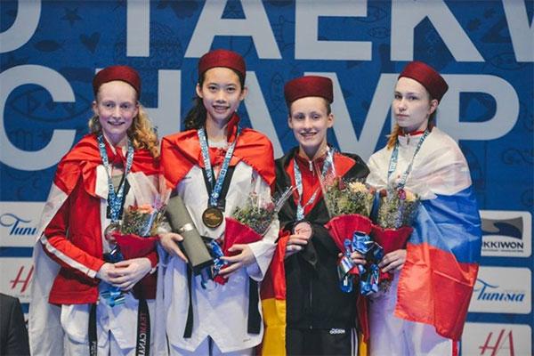 World Taekwondo Junior Championships, Vietnam economy, Vietnamnet bridge, English news about Vietnam, Vietnam news, news about Vietnam, English news, Vietnamnet news, latest news on Vietnam, Vietnam