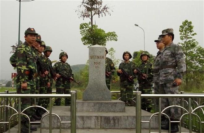 Vietnamese, Chinese border guards hold joint patrol, Government news, Vietnam breaking news, politic news, vietnamnet bridge, english news, Vietnam news, news Vietnam, vietnamnet news, Vietnam net news, Vietnam latest news, vn news