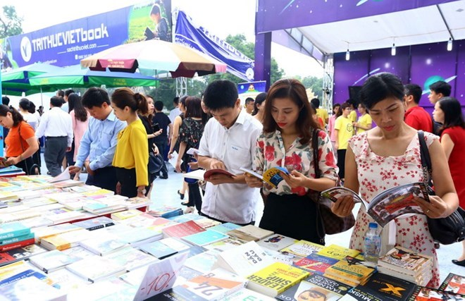Fifth Vietnam Book Day to display 50,000 titles, entertainment events, entertainment news, entertainment activities, what's on, Vietnam culture, Vietnam tradition, vn news, Vietnam beauty, news Vietnam, Vietnam news, Vietnam net news, vietnamnet news, vie