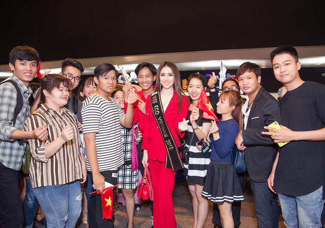 Thu Dung to compete at Miss Eco International 2018, entertainment events, entertainment news, entertainment activities, what's on, Vietnam culture, Vietnam tradition, vn news, Vietnam beauty, news Vietnam, Vietnam news, Vietnam net news, vietnamnet news,