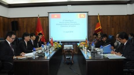 Third Vietnam-Sri Lanka political consultation held in Colombo, Government news, Vietnam breaking news, politic news, vietnamnet bridge, english news, Vietnam news, news Vietnam, vietnamnet news, Vietnam net news, Vietnam latest news, vn news