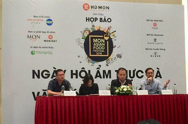 Mon Asian Food Festival to run in Hanoi, Quang Ninh, entertainment events, entertainment news, entertainment activities, what's on, Vietnam culture, Vietnam tradition, vn news, Vietnam beauty, news Vietnam, Vietnam news, Vietnam net news, vietnamnet news,