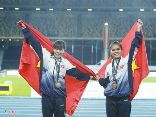 Vietnam wins four gold medals in Singapore Athletics Open, Sports news, football, Vietnam sports, vietnamnet bridge, english news, Vietnam news, news Vietnam, vietnamnet news, Vietnam net news, Vietnam latest news, vn news, Vietnam breaking news