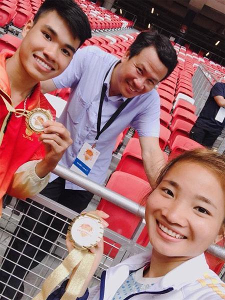 80th Singapore Open Track and Field Championship, Vietnamese athletes, Vietnam economy, Vietnamnet bridge, English news about Vietnam, Vietnam news, news about Vietnam, English news, Vietnamnet news, latest news on Vietnam, Vietnam