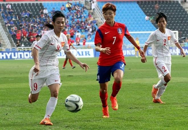 Vietnam ends AFC Women's Cup after three losses, Sports news, football, Vietnam sports, vietnamnet bridge, english news, Vietnam news, news Vietnam, vietnamnet news, Vietnam net news, Vietnam latest news, vn news, Vietnam breaking news