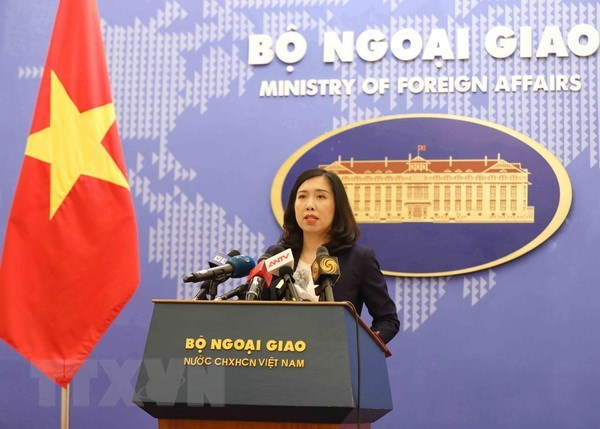 Vietnam expresses concern about situation in Syria, Government news, Vietnam breaking news, politic news, vietnamnet bridge, english news, Vietnam news, news Vietnam, vietnamnet news, Vietnam net news, Vietnam latest news, vn news