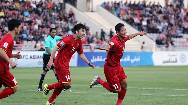Vietnam up 10 places in FIFA rankings in April, Sports news, football, Vietnam sports, vietnamnet bridge, english news, Vietnam news, news Vietnam, vietnamnet news, Vietnam net news, Vietnam latest news, vn news, Vietnam breaking news