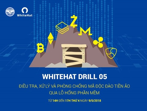 VN Gov't to hold drill for coin-miner virus, IT news, sci-tech news, vietnamnet bridge, english news, Vietnam news, news Vietnam, vietnamnet news, Vietnam net news, Vietnam latest news, Vietnam breaking news, vn news