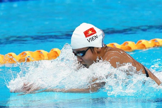 Anh Vien adds bronze medal at Pro Swim Series, Sports news, football, Vietnam sports, vietnamnet bridge, english news, Vietnam news, news Vietnam, vietnamnet news, Vietnam net news, Vietnam latest news, vn news, Vietnam breaking news
