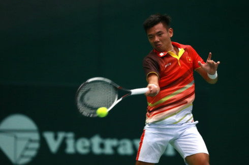 Ly Hoang Nam to play in Pro Tour 2 tennis tournament, Sports news, football, Vietnam sports, vietnamnet bridge, english news, Vietnam news, news Vietnam, vietnamnet news, Vietnam net news, Vietnam latest news, vn news, Vietnam breaking news