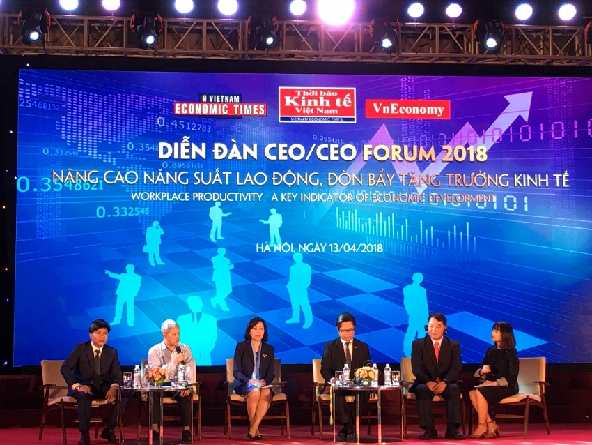Three key factors to increasing Vietnam's labour productivity, vietnam economy, business news, vn news, vietnamnet bridge, english news, Vietnam news, news Vietnam, vietnamnet news, vn news, Vietnam net news, Vietnam latest news, Vietnam breaking news