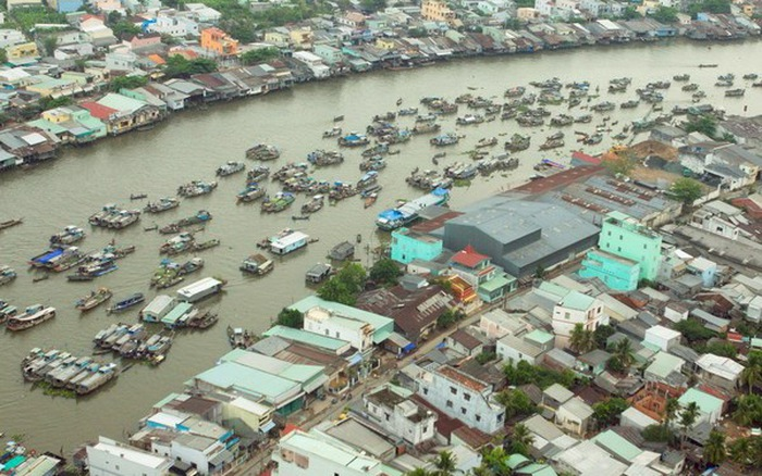 Mekong Delta must develop in sustainable way, or risk serious damage: experts