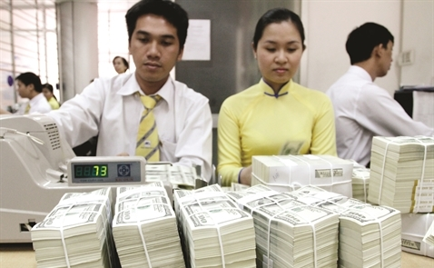 Vietnamese banks seek support from foreign capital