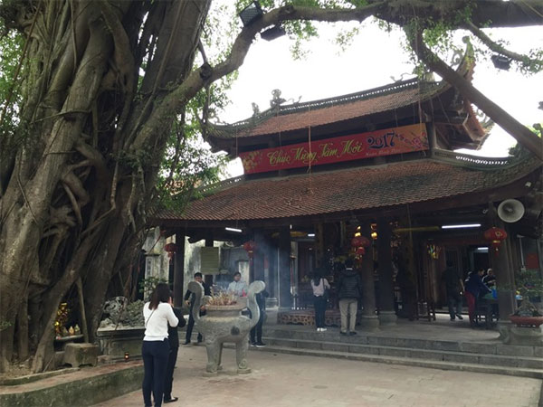 The ancient Hien Town is alive with history