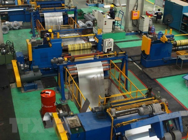 Vietnamese steel sector looks to overcome trade defence measures, vietnam economy, business news, vn news, vietnamnet bridge, english news, Vietnam news, news Vietnam, vietnamnet news, vn news, Vietnam net news, Vietnam latest news, Vietnam breaking news