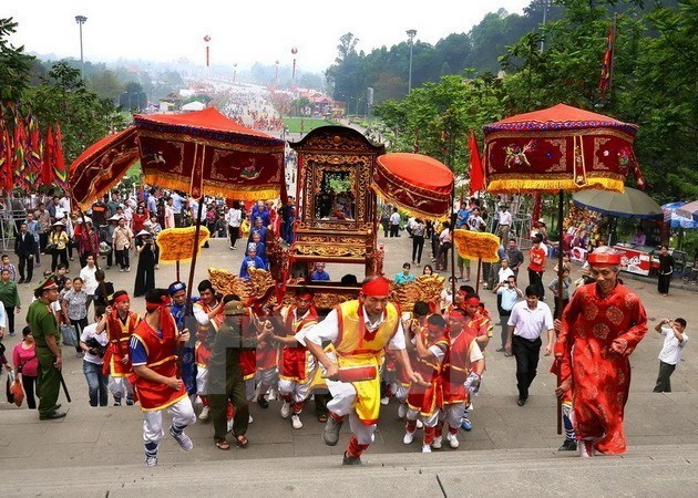 Hung Kings Temple festival a panoply of cultural activities