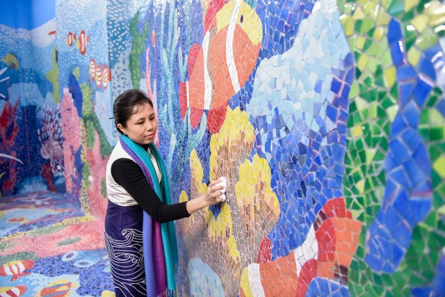 Vietnamese painter wins silver at A'Design Awards & Competitions, entertainment events, entertainment news, entertainment activities, what's on, Vietnam culture, Vietnam tradition, vn news, Vietnam beauty, news Vietnam, Vietnam news, Vietnam net news, vie