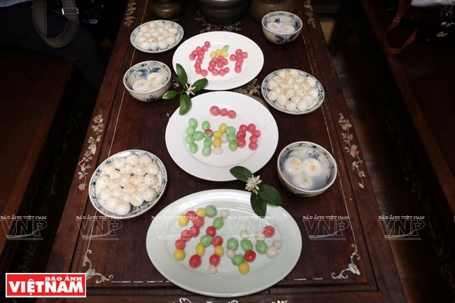 Banh troi ready for 'Han Thuc' Festival, entertainment events, entertainment news, entertainment activities, what's on, Vietnam culture, Vietnam tradition, vn news, Vietnam beauty, news Vietnam, Vietnam news, Vietnam net news, vietnamnet news, vietnamnet